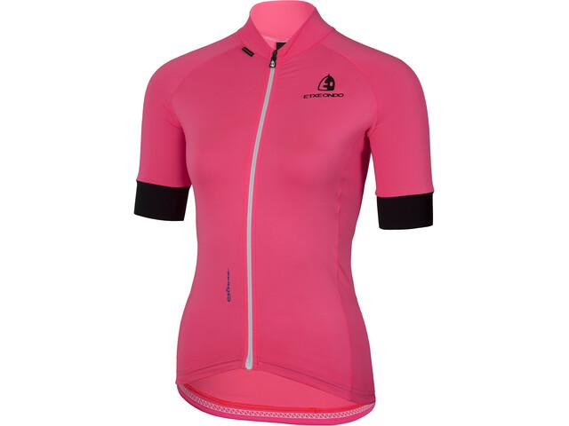 Etxeondo Entzuna SS Jersey Dame pink